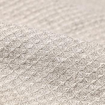 今治タオル/plain plaid ワッフル織り