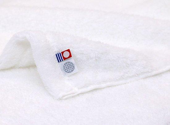 今治タオルをずっと使い続けられる安心感